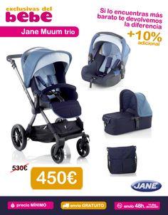 Cochecito trío Hello 3 en 1 Safety 1st Dulce Bebé
