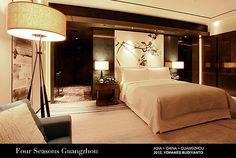 Four Seasons Hotel Guangzhou_Bedroom