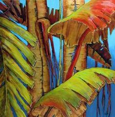 Jaxines Fine Tropical Art