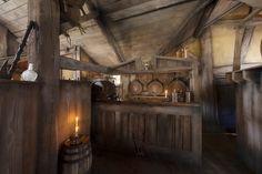 pirate tavern interior - Google Search
