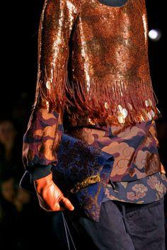 Dries Van Noten Automne/Hiver 2015, Womenswear / #MIZUstyle