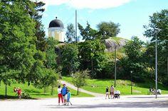 Kaivopuisto Park Helsinki