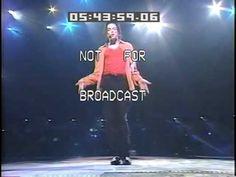 Michael Jackson - Heal The World - Dangerous Tour Rehearsals 1993 (Orang...