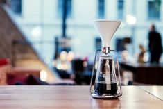 https://www.kickstarter.com/projects/goat-mug/gina-smart-coffee-instrument-by-goat-story Yes, we've covered at least a thousand coffee makers. And if there's one thing we've noticed, with time everyone is moving in the same direction.