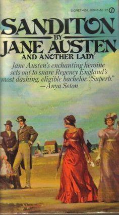 Sanditon by Jane Austen, http://www.amazon.com/dp/B000Q1F0KS/ref=cm_sw_r_pi_dp_jo0qsb17KRK8W