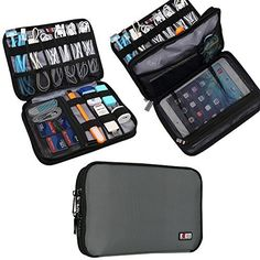 BUBM Double Layer Travel Gear Organizer / Electronics Accessories Bag (Medium, Gray), http://www.amazon.com/dp/B014R4IGAK/ref=cm_sw_r_pi_n_awdm_U7AHxbW82QYA2