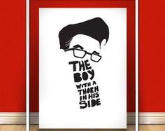 Quadro Morrissey - The Smiths