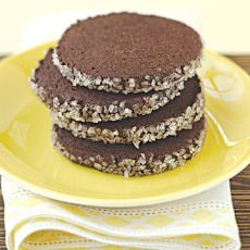 Chocolate-Black Pepper Cookies Martha Stewart - don't let the black pepper scare you, they are yummy!
