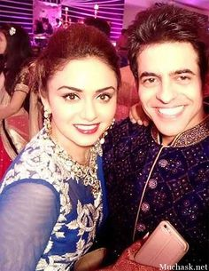 Nach Baliye 7 Television Reality Show Grand Finale Winner Jodi Himmanshoo Malhotra and Amruta Khanvilkar. See 1st Runner Up, 2nd Runner Up and 3rd Runner Up.