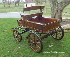 Used+Miniature+Show+Cart | ... carts. These carts are made and used in the Amish sustainable living
