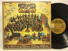 Procol Harum Live in Concert Sp-4335 Original Wrap LP Vinyl Record