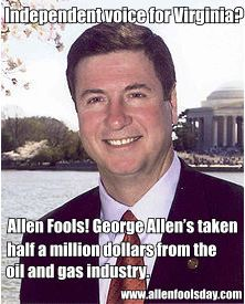 "Get the Facts: Allen Said Of The Senate, ""It's Too Slow For Me."" While visiting Iowa, Allen expressed growing disinterest with his job in the Senate, saying that it runs like a board of directors. ""I made more decisions in half a day as governor than you can make in a whole week in the Senate,"" Senator Allen said. At another stop in Iowa, Allen ""lamented about being in the Senate, [saying] 'It's too slow for me.' Senator Allen had traveled to Iowa with designs on the White House in…"