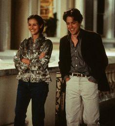 """""""Solo soy una chica, parada enfrente de un chico... pidiéndole que la ame"""" (Notting Hill)"""