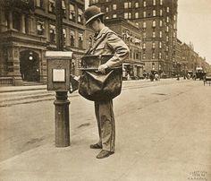 1896 nyc postman