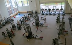 West Natick Station -- Treadmills, Ellipticals, Bikes, Gyms and more for your school, office or gym from Precision Fitness Equipment