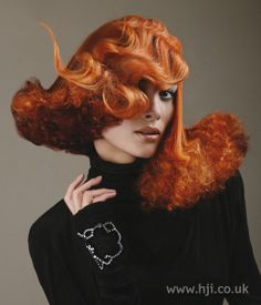 Avant-Garde Hairstyles   2007 avant garde hairstyle
