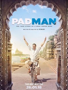Akshay Kumar: Padman: First poster of the Akshay Kumar starrer is out now | Hindi Movie News - Times of India