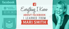 Everything I Know About Facebook I Learned from Mari Smith -- wowee, truly honored by this fabulous writeup on ShortStack's blog!! Thank you Dana!!