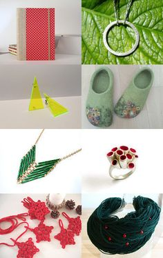 Christmas is Portugal by Vânia O. on Etsy--Pinned with TreasuryPin.com #PTteamEtsy #ChristmasColorsProject #EtsyEurope #Portugal