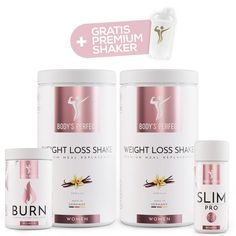 Abnehmpaket - für Frauen – Body's Perfect Fat Burner Smoothie, Fat Burner Drinks, Biotin, Diet Plans To Lose Weight, How To Lose Weight Fast, Coenzym Q10, Natural Fat Burners, Post Workout Food, Weight Loss Shakes