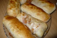 Genialne Bombery Food And Drink, Pizza, Bread, Brot, Baking, Breads, Buns