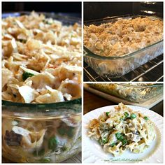 Today I am sharing an old school classic – Old Fashioned Tuna Noodle Casserole! Comfort food at its best! Egg noddles in a delicious creamy mushroom soup sauce tossed with tuna, sauteed onions, peas and cheddar cheese, topped with crushed potato chips then baked to perfection…just like grandma used make. Old school comfort food. Read...Read More