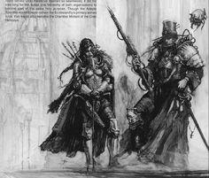 WH40K Inquisitors