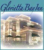 Coronado Boutique Hotel, Glorietta Bay Inn lodging on Coronado Island, CA Hotel Coronado, Coronado Island, Breakfast Time, Bed And Breakfast, Haunted Hotel, Beach Hotels, Boutique, Lodges, Vacation Spots