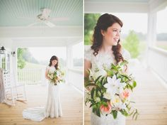 AK + Brent, Mint Springs Farm Wedding » Lindsey Johnson Photography