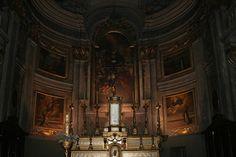 Fisheye-le-Ficanas: Eglise Saint François de Paule à Nice