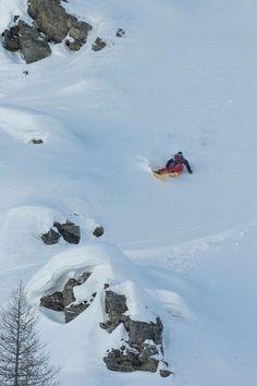 #winter #snow #skiing