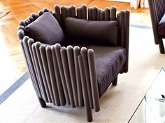 Canisse Armchair by Philippe Nigro