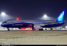Boeing 787-881 Dreamliner.