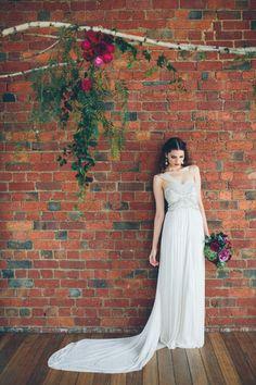 Urban Bohemian Wedding Inspiration: http://www.stylemepretty.com/australia-weddings/victoria-au/2014/08/26/urban-bohemian-wedding-inspiration/ | Photography: Alison Mayfield - http://www.alisonmayfield.com/
