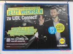 697. - Plakat in Stockach. / 08.11.2015./