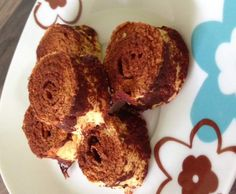 Cinnamonrolls Zimtröllchen Low Carb Highprotein Dukan