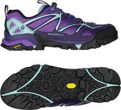 5d26a3381fa77 Merrell Capra Sport Hiking Shoes - Women s