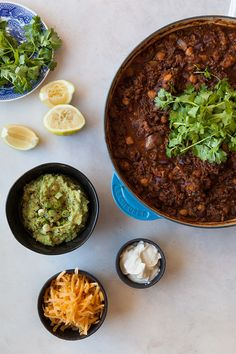 Chilli is nature's way of storing up the heat of the sun, so if you want some warmth in winter, make chilli con carne. Get our tasty, easy in house recipe.