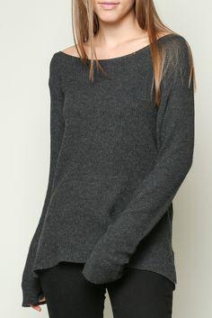 Le sweater!