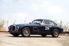 The Aston Martin Coupe was a highly successful racer in its day, this chassis was just the (of produced and as one of the first cars it Classic Aston Martin, Aston Martin Db2, Sports Car Racing, Sport Cars, Motor Sport, Classic Motors, Classic Cars, Carroll Shelby, Sports Models
