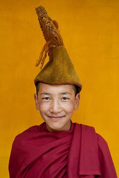 Young Monk from Ladakh,know more about kashmir ladakh at www.kashmir-ladakh-tourism.com