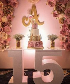 Read the latest hacks for quinceanera party center pieces; Take into consideration serving a small meal part of your quinceanera day reception. This w… - New Site Quinceanera Planning, Quinceanera Decorations, Quinceanera Themes, Quinceanera Dresses, Sweet 15 Quinceanera, Sweet 16 Party Decorations, Quince Decorations, Wedding Decorations, 15th Birthday Decorations