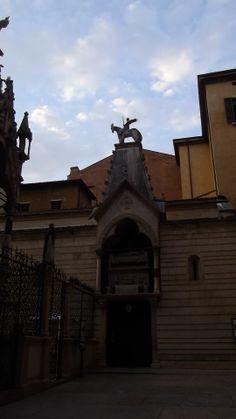 Arche scaligere #Cangrandedella Scala