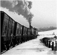 Easington Colliery, North East England, British Rail, Working Class, Sunderland, Steam Engine, Newcastle, Locomotive, Philadelphia
