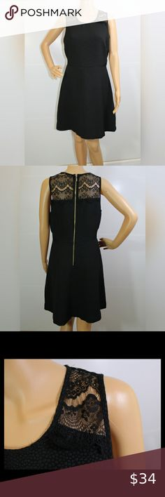 Xhilaration Strappy Lace Front Fit /& Flare Dress Side Lace-Up Magenta NWT M L4