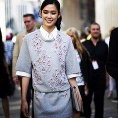 SWEAT JEWERLY DRESS #emmetrend #fashionista #fashionblogger #streetchic #streetstyle #styleicon