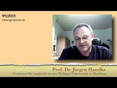 Jürgen Handke über den flipped classroom