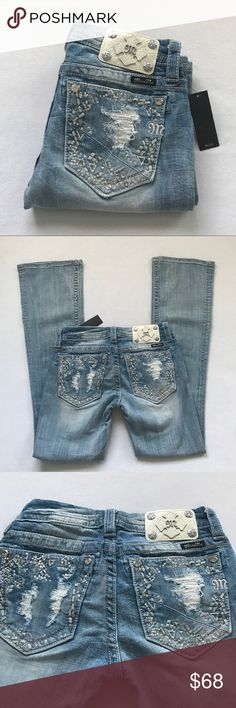 """Miss me bootcut jeans Brand new without tag. Inseam 33"""". Rise 7"""". Price is firm. No trades 🌷 Miss Me Jeans Boot Cut"""