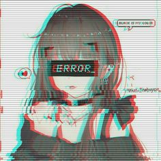 vaporwave girl Save me Cre: Kim Taehyung Cool Anime Girl, Cute Anime Pics, Beautiful Anime Girl, Kawaii Anime Girl, Anime Art Girl, Manga Girl, Anime Neko, Manga Anime, Gothic Anime