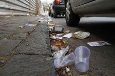 CAnadauenCE tv: Jogar lixo na gera multa de R$ 920 em Taubaté, SP